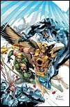 THE SAVAGE HAWKMAN #14