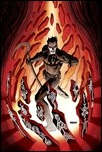 Shadowman #1 Variant Johnson Cover