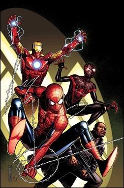 Spider-Men #5 Cover