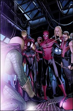 Spider-Men #5 Preview 1