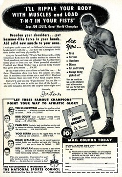 Joe Louis Ad