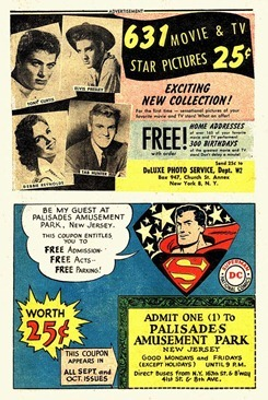 Comic Book Ad