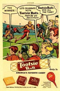 Tootsie Roll Ad