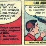 Classic Comic Book Advertisements
