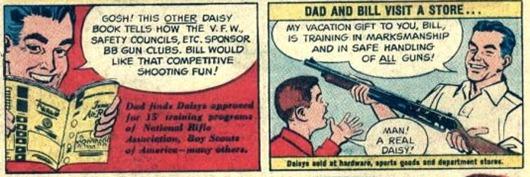 Classic Comic Book Ads