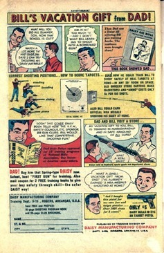 Daisy BB Gun Ad