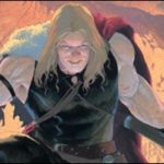 Thor: God of Thunder #2 Cover by Esad Ribic Unveiled