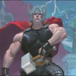 Thor: God of Thunder #1 by Jason Aaron & Esad Ribic Embarks in November