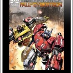 IDW Announces New TRANSFORMERS Digital Miniseries!