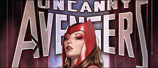 Uncanny Avengers #1 Variant Granov