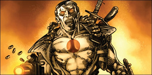 Valiant Masters: Bloodshot Vol. 1 HC - Blood of the Machine