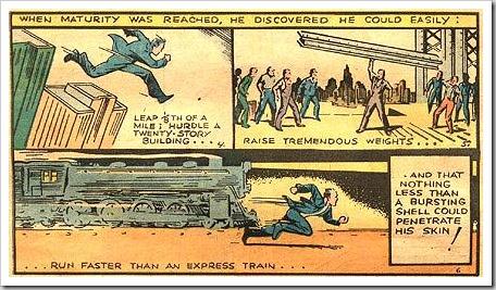 Action Comics #1 by Jerry Siegel & Joe Shuster