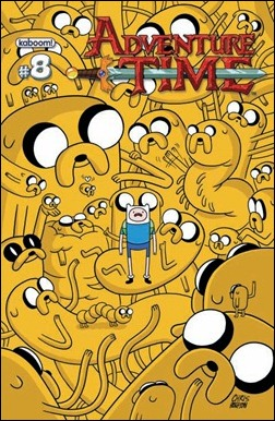 Adventure Time #8 Cover A