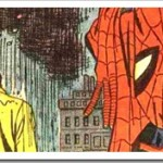 Classic Comic Book Page – Amazing Spider-Man #50 by John Romita