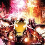 First Look At AVENGERS VS. X-MEN #12