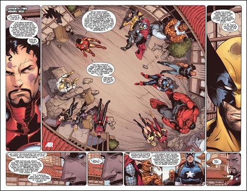 Avengers vs X-Men #12 Preview 1