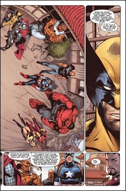 Avengers vs X-Men #12 Preview 2