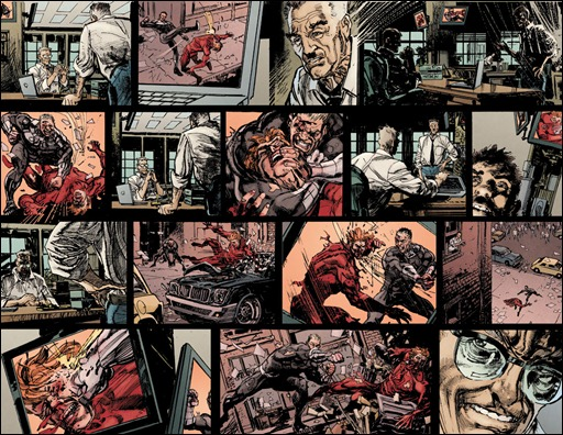 Daredevil: End of Days #1 Preview 2