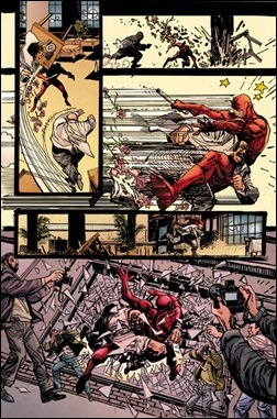 Daredevil: End of Days #1 Preview 5