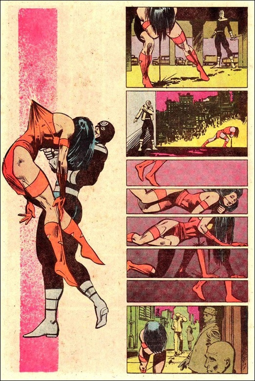 Daredevil #181 by Frank Miller