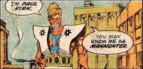 Detective Comics #443 Manhunter