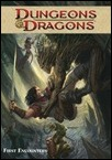 Dungeons & Dragons, Vol. 2: First Encounters