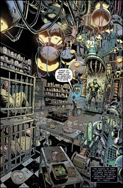 Frankenstein, Agent of S.H.A.D.E. #0 Preview 2