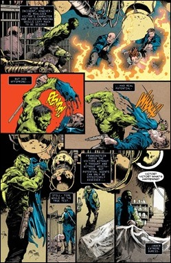 Frankenstein, Agent of S.H.A.D.E. #0 Preview 4