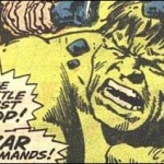 Classic Page – Incredible Hulk #110 by Herb Trimpe & John Severin
