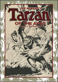 Joe Kubert's Tarzan of the Apes: Artist's Edition Remarqued edition