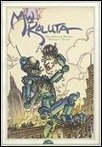 Michael WM. Kaluta: Sketchbook Series, Vol. 3
