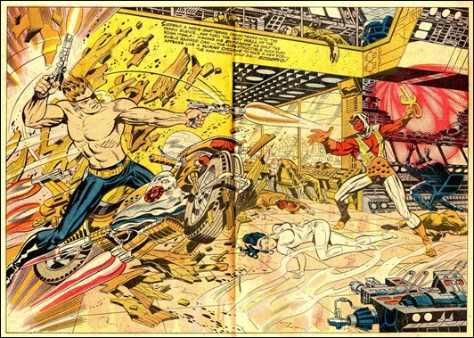 Nick Fury, Agent of S.H.I.E.L.D. #1 by Jim Steranko