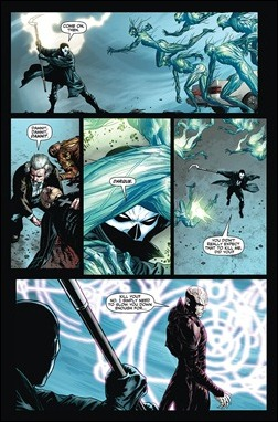 Shadowman #1 Preview 5