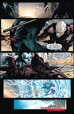 Shadowman #1 Preview 6