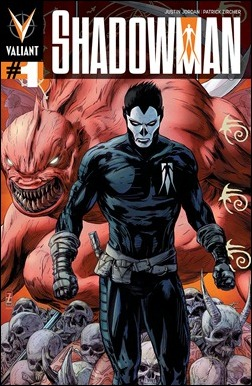 Shadowman #1 Cover