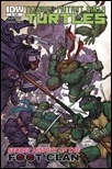 Teenage Mutant Ninja Turtles: Secret History of the Foot Clan #1 (of 4)