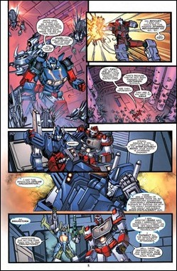 Transformers: More Than Meets the Eye Annual 2012 Preview 4