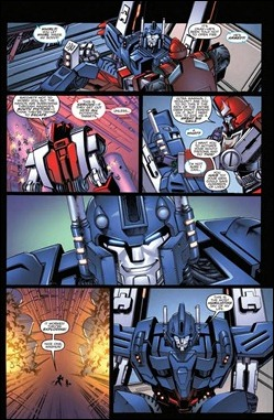 Transformers: More Than Meets the Eye Annual 2012 Preview 5