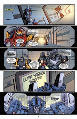 Transformers: More Than Meets the Eye Annual 2012 Preview 6