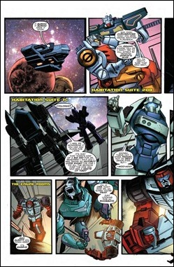 Transformers: More Than Meets the Eye Annual 2012 Preview 7