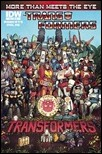 Transformers: More Than Meets The Eye Ongoing #12