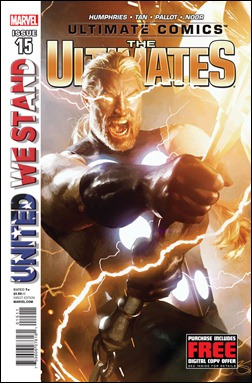 Ultimate Comics Ultimates #15 Cover