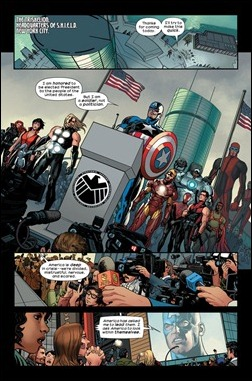 Ultimate Comics Ultimates #16 Preview 1