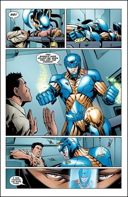 X-O Manowar #6 Preview 3