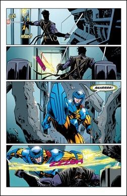 X-O Manowar #6 Preview 5