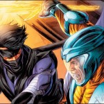 Preview: X-O Manowar #6 Featuring Ninjak