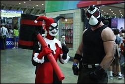 Harley Quinn & Bane