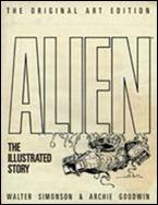 Walter Simonson's Alien The Illustrated Story: Original Art Edition