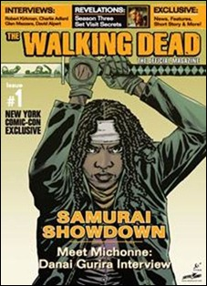 The Walking Dead, The Official Magazine