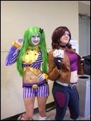 Female Joker & Female Gambit